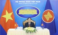 Canciller vietnamita alienta cooperación en seguridad y política de Asean