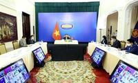 El canciller vietnamita asiste a reunión ministerial de Amigos del Mekong
