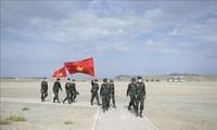 Vietnam gana medalla de plata en Army Games 2021