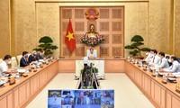 Primer ministro de Vietnam reunido con empresarios e inversionistas estadounidenses
