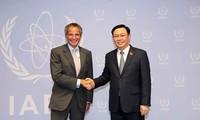 OIEA donará equipos médicos contra covid-19 a Vietnam