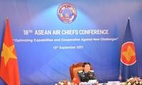 Participa Vietnam en XVIII Reunión de Jefes de Fuerzas Aéreas de ASEAN