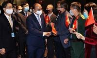 Presidente vietnamita arriba a Nueva York para participar de encuentro de la ONU
