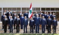 El parlamento libanés aprueba nuevo gobierno
