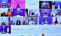 Celebran VII reunión del Grupo de trabajo del Consejo Coordinador de la ASEAN sobre emergencias de salud pública