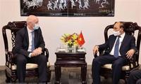 FIFA y la Federación de Fútbol de Vietnam promueven la cooperación