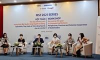 Celebran seminario virtual sobre la mejora de capacidades de los trabajadores