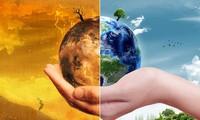 Estados Unidos llama a las principales economías a prevenir el calentamiento global