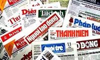 """""""记者无国界""""组织再次歪曲越南新闻自由"""