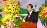 越南人民安全力量主动斗争粉碎敌对和反动势力的阴谋和颠覆行动