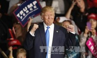 美国总统大选:特朗普获胜