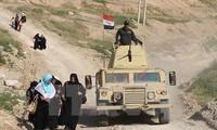 伊拉克从IS手中夺回哈拉玛特地区