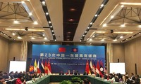 东盟-中国第23次高官磋商举行