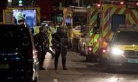 英国警方击毙伦敦恐怖案3名袭击者