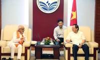 推动越南-印度民间外交活动