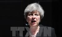 特雷莎•梅希望定居英国的欧盟公民在英国脱欧后继续留在英国