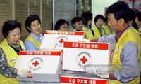 韩国提议举行韩朝红十字会工作会谈