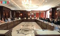 越共中央代表团对阿塞拜疆进行工作访问