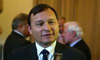 秘鲁外交部副部长波波利齐奥高度评价与越南合作的前景
