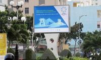 """""""越南——可信赖和富有潜力的商业伙伴""""展览会在岘港市举行"""