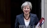 英国军情五处:挫败了暗杀特雷莎梅首相的行动