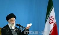伊朗最高领袖哈梅内伊指控敌对势力煽动骚乱