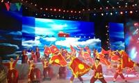 纪念玉回-栋多大捷229周年艺术活动举行