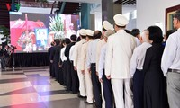 越南全国人民深切悼念前总理潘文凯