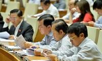 越南国会讨论《反腐败法修正案(草案)》