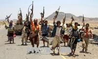 沙特联军在也门发动规模空前的袭击