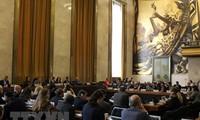 越南代表二十一国集团发言强调核裁军的必要性