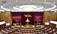 越共12届8中全会发挥责任精神 决定国家重大问题