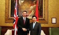 加强越英战略伙伴关系