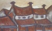 越南画家阮思严与裴春派的画展将在伦敦亚洲艺术周期间举行