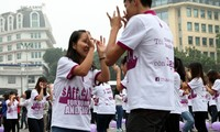 善意舞动全球——消除针对妇女的暴力