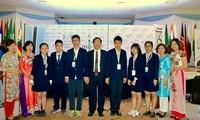 越南位居国际青少年科学奥林匹克竞赛金牌榜第三位