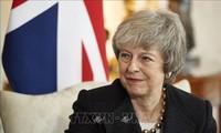"""英国首相特雷莎•梅可能推迟在议会下院就""""脱欧""""协议进行表决"""
