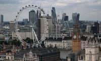 英国经济增速创六年最低