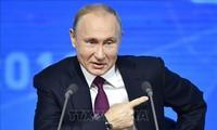 俄罗斯正式停止履行《中导条约》