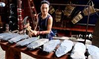 石琴-西原各民族的独特乐器