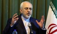 伊朗外长扎里夫回应特朗普的威胁