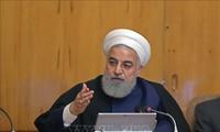 """伊朗对战争和制裁说""""不"""""""