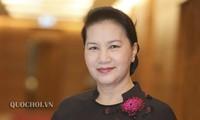 阮氏金银即将出席AIPA-40并对泰国进行正式访问