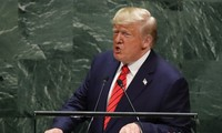 """特朗普联大发言强调""""美国第一""""政策"""