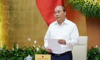 阮春福:经济社会发展取得多项积极结果