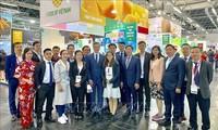 越南参加德国科隆国际食品展览会