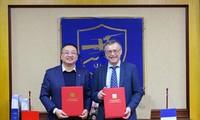 越南语言和文化在法国蒙彼利埃第三大学教授