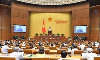 国会代表对政府4位部长参与质询和回答质询活动充满期待
