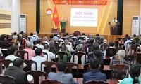 广南省:发挥少数民族威望人士作用