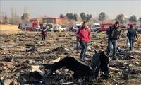 乌克兰客机在伊朗坠毁